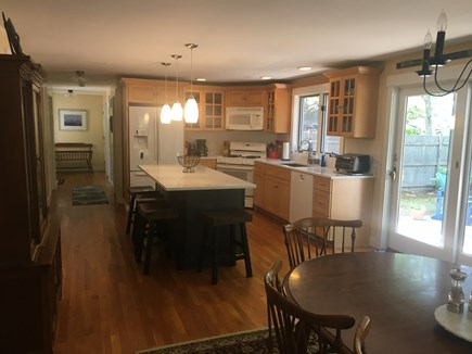 North Eastham Cape Cod vacation rental - Kitchen just renovated spring 2020!