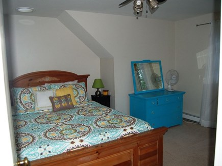 North Eastham Cape Cod vacation rental - Second queen bedroom w/memory foam mattress