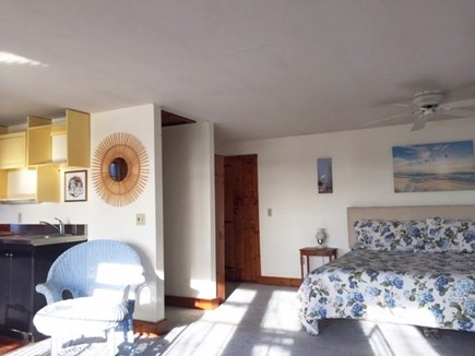 Eastham, Aerie, a 2nd story suite Cape Cod vacation rental - Lots of sunshine