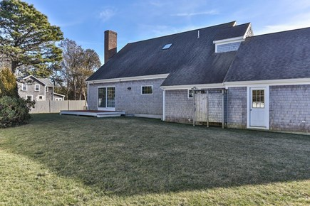 Chatham Cape Cod vacation rental - Plenty of level yard for kids' play space