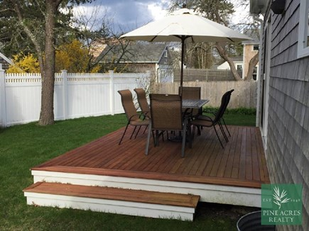 Chatham Cape Cod vacation rental - Perfect summer outdoor living and dining
