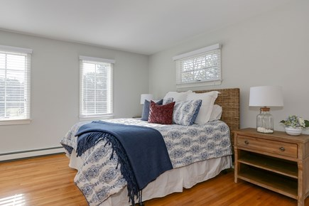 Chatham Cape Cod vacation rental - Main level queen bedroom