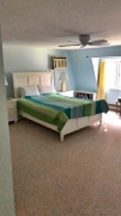 Dennis Cape Cod vacation rental - Large master bedroom with queen bed