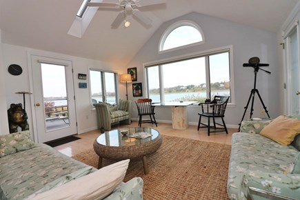 Eastham Cape Cod vacation rental - Living Room