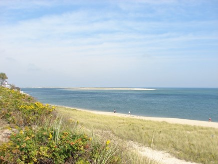 Chatham; Oceanfront Condos; Ch Cape Cod vacation rental - Lighthouse Beach-a beautiful walk (.4 mi) from condo.