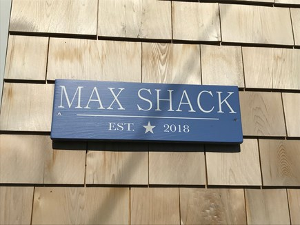 Eastham near the bayside Cape Cod vacation rental - Welcome to Max Shack