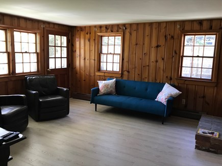 Eastham near the bayside Cape Cod vacation rental - Living Area