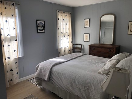 Wellfleet Cape Cod vacation rental - 1st floor queen bedroom