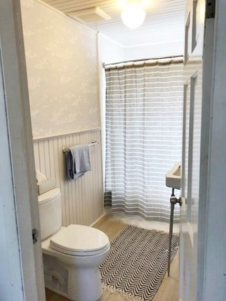 Wellfleet Cape Cod vacation rental - Bathroom - completely gutted and renovated March 2020