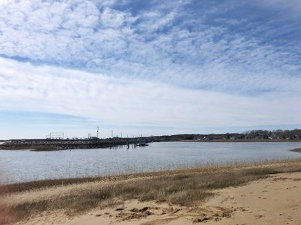 Wellfleet Cape Cod vacation rental - Beach at end of road - Harbor walk to town