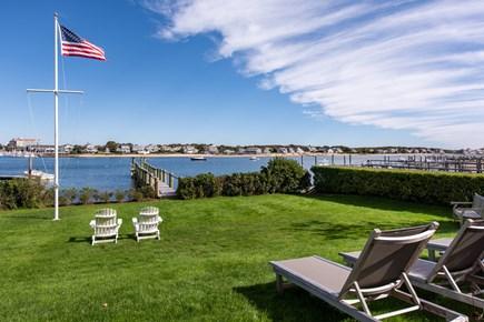 Hyannis Cape Cod vacation rental - Back yard