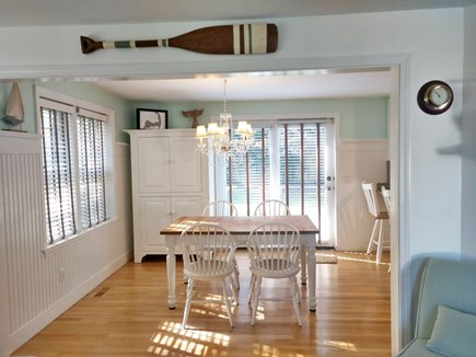 Centerville Centerville vacation rental - Dining room