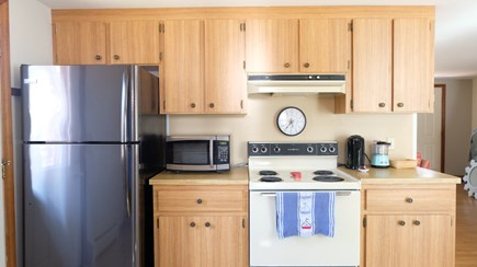 Eastham Cape Cod vacation rental - Bright, Clean, loaded Kitchen for meals in