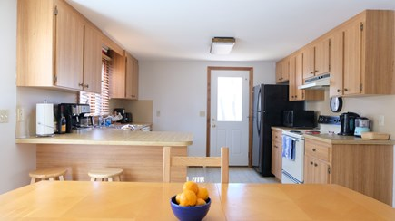 Eastham Cape Cod vacation rental - Eat in dining room