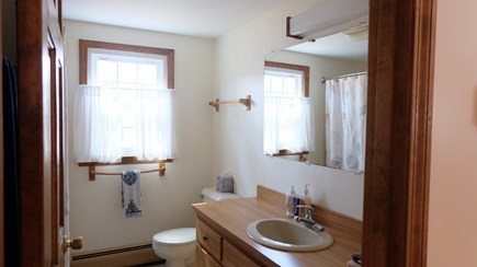 Eastham Cape Cod vacation rental - First Floor full bathroom, tub and shower