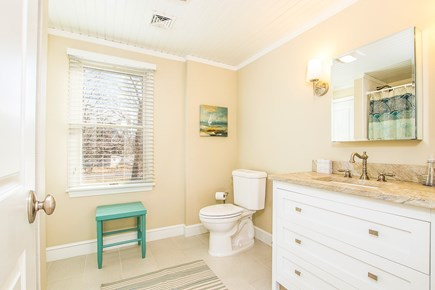 Falmouth Cape Cod vacation rental - Full Bathroom with tub