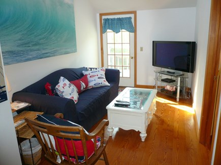 Truro Cape Cod vacation rental - Living Room in Apartment