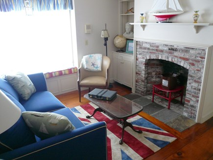 Truro Cape Cod vacation rental - Den Upstairs in Main House