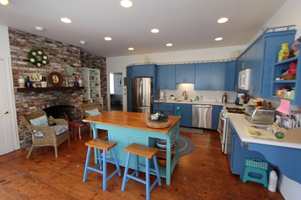 Truro Cape Cod vacation rental - Fully Stocked kitchen in Main House