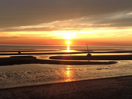 Eastham Cape Cod vacation rental - Thumpertown Sunset