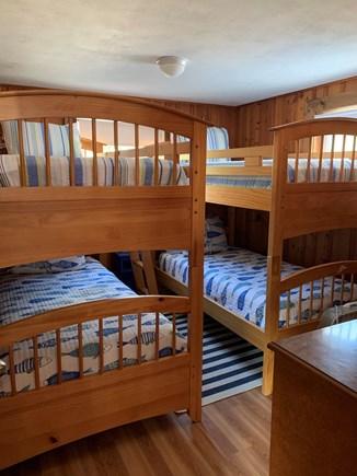 Eastham Cape Cod vacation rental - Bunk Bedroom
