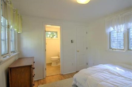Eastham Cape Cod vacation rental - 3rd bedroom (full bed) with full bath