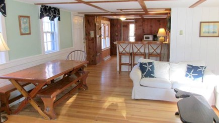 Eastham Cape Cod vacation rental - Open living / dining / kitchen