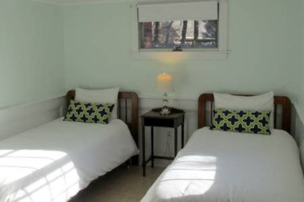 Eastham Cape Cod vacation rental - Sunny 3rd bedroom with 2 twin beds