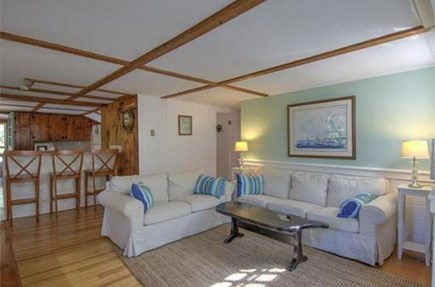 Eastham Cape Cod vacation rental - Open concept living / kitchen