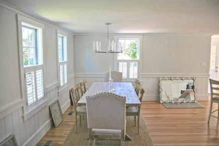 Centerville Centerville vacation rental - Dining area