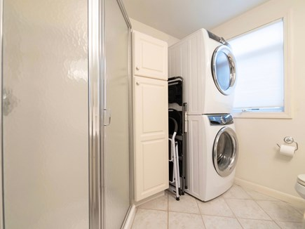 Orleans Cape Cod vacation rental - Second full bathroom on the main level w/ washer & dryer