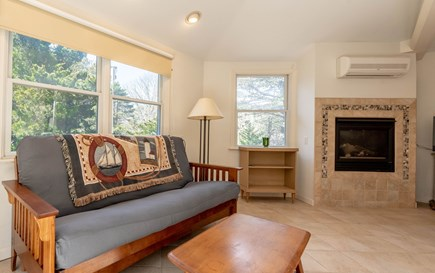 Orleans Cape Cod vacation rental - Futon in master suite - sleeps 2