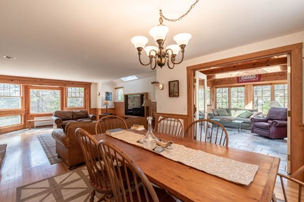 Orleans Cape Cod vacation rental - Dining area - will have seating for 10