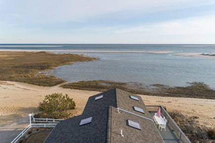 Chatham Cape Cod vacation rental - Aerial view.