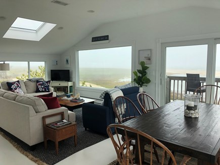 Chatham Cape Cod vacation rental - Comfy living space and dining table for 6