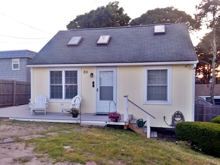 Dennisport Cape Cod vacation rental - Come enjoy this lovely cottage, set back up the driveway.