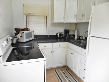 Dennisport Cape Cod vacation rental - Fully furnished kitchen and appliances