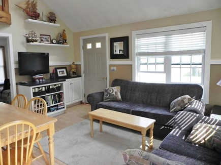 Dennisport Cape Cod vacation rental - Enjoy WI-FI, DVD's, Cable on mounted TV