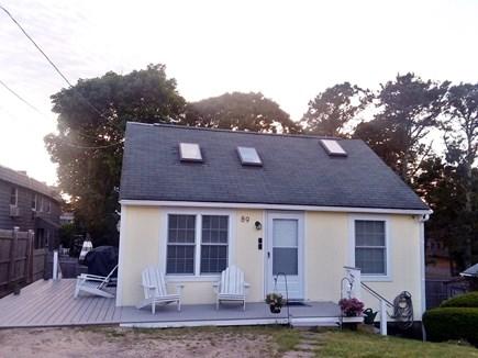 Dennisport Cape Cod vacation rental - New large wrap around deck
