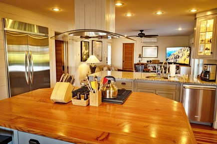 West Falmouth Cape Cod vacation rental - Full Kitchen