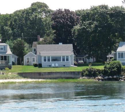 Bourne, Gray Gables Cape Cod vacation rental - Gray Gables - Cape Cod Canalfront home