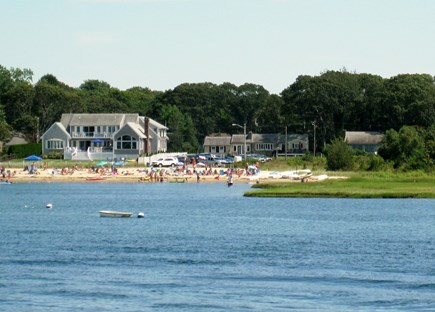 Bourne, Gray Gables Cape Cod vacation rental - Gray Gables Beach - 500 yards away