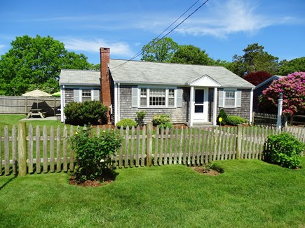 Dennis Cape Cod vacation rental - Charming 2 BR home w/large, level, fenced-in yard