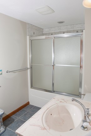 Dennis Cape Cod vacation rental - Full Bath with tub