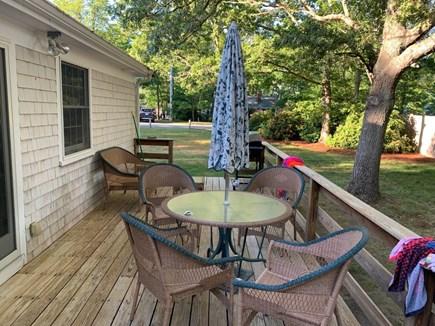 Dennis Cape Cod vacation rental - Deck for your enjoyment