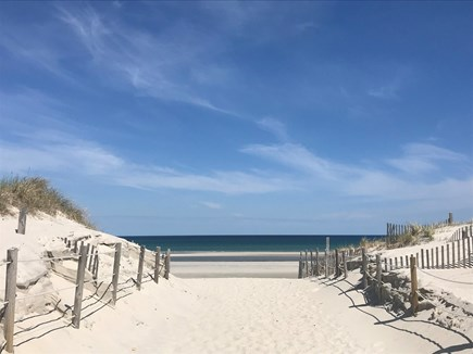 Dennis Cape Cod vacation rental - Mayflower Beach- 3 miles from house