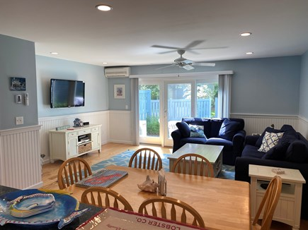 Brewster Cape Cod vacation rental - View of Family Room from Kitchen