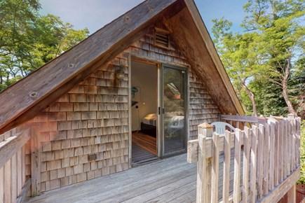 Brewster Cape Cod vacation rental - Second Floor Deck