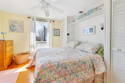 West Dennis Cape Cod vacation rental - 1st Floor: Bright bedroom with king size bed