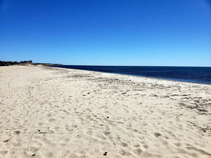 West Dennis Cape Cod vacation rental - Beautiful West Dennis Beach is just a mile away!